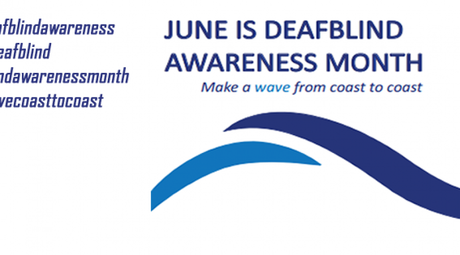 Deafblind Awareness Month