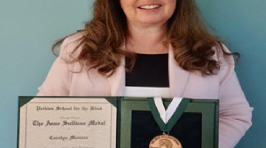 Anne Sullivan Macy Award